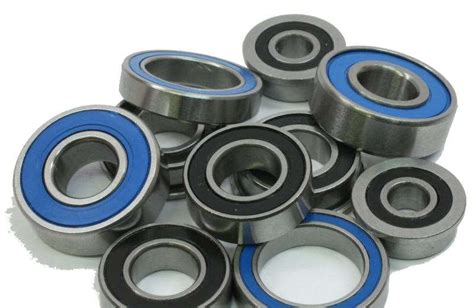 Rs5 Formula 1 (old Type) 1/5 Scale Bearing Set Quality Ball