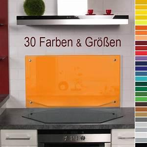 Farbige glas k chenr ckwand fliesenspiegel glasplatte for Glas küchenrückwand fliesenspiegel