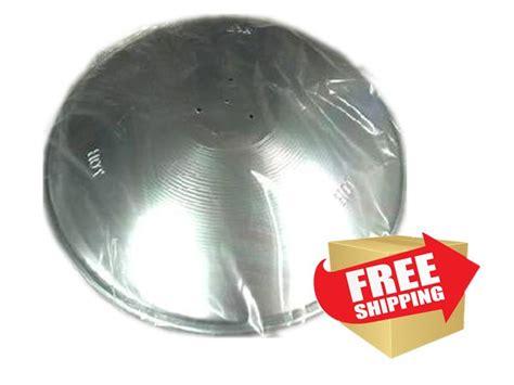 hiland tabletop heat reflector shield tabletop heater