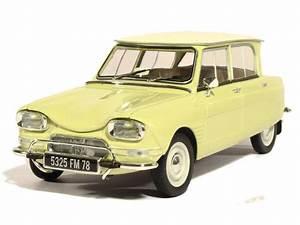 Citroën Ami 6 : norev citro n ami 6 1964 1 18 ebay ~ Medecine-chirurgie-esthetiques.com Avis de Voitures