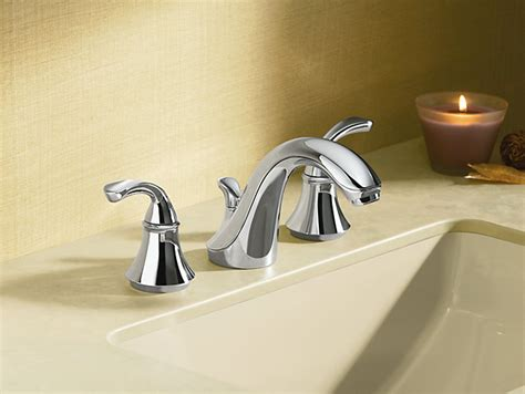 Kohler Bathroom Sink Faucet Aerator by Fort 233 Sculpted Widespread Commercial Bathroom Sink Faucet