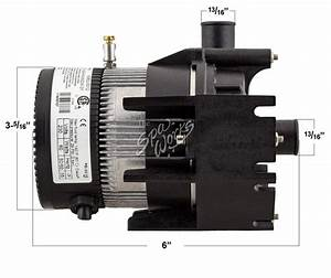 Dimension One E10 Circulation Pump Without Flow Switch
