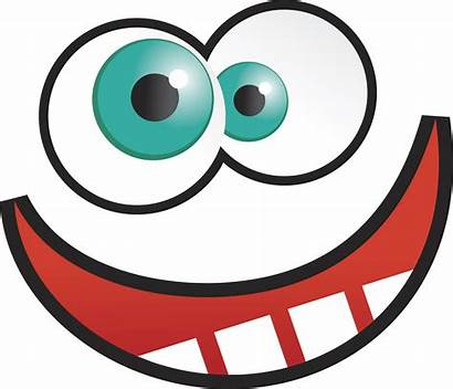 Funny Cartoon Face Laughing Clipart Reid