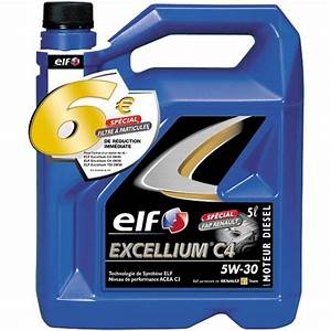 Diesel Excellium : huile moteur elf excellium c4 essence et diesel 5w30 5l feu vert ~ Gottalentnigeria.com Avis de Voitures