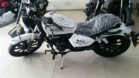 Benelli Motobi 200 Evo Image by Jual Benelli Motobi 200 Evo Modif Putih Di Lapak Cv