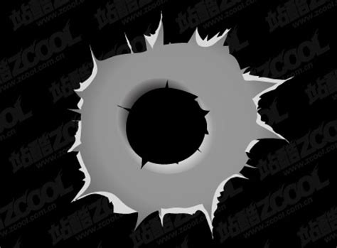 bullet holes vector graphic graphic hive