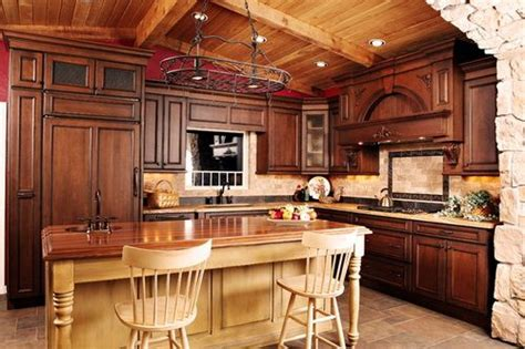 cabinet for kitchen appliances 1000 ideas about hickory kitchen cabinets on 5057