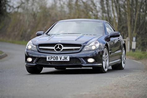 Mercedes Sl Vs Jaguar Xkr