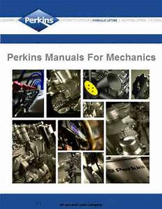 Perkins Operation And Maintenance Manual 1103 And 1104