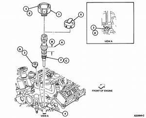 Ford 3 0l  4 0l  And 5 0l Camshaft Position Sensor