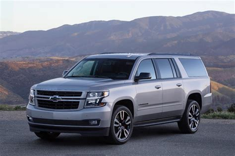 Here's What's New For The 2019 Chevy Suburban  Gm Authority