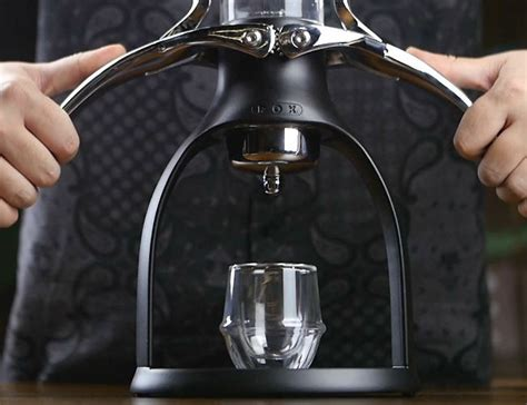 rok espresso maker rok espresso maker with a manual non electric design