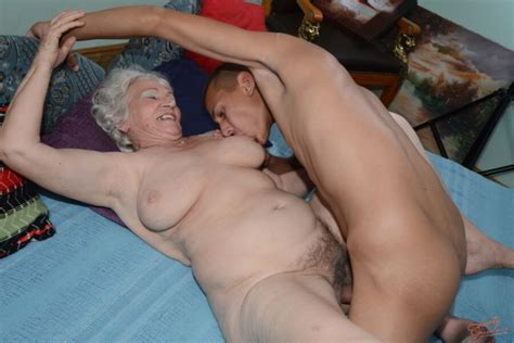 Hairy Porn Pic Granny Norma Gets Her Old Hairy Pussy