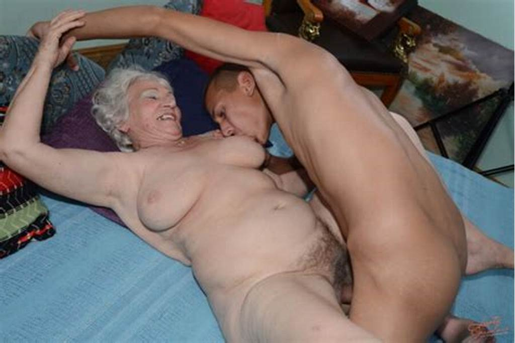 #Granny #Norma #Gets #Her #Old #Hairy #Pussy #Pounded