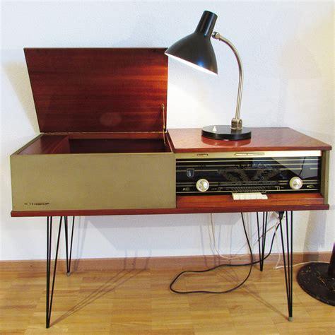 philips hi fi sideboard artichoke vintage furniture
