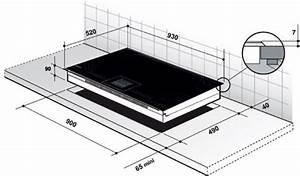 Dimension Plaque Induction : plaque de dietrich dtim1000c pas cher ~ Nature-et-papiers.com Idées de Décoration