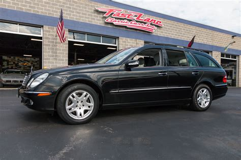 We analyze millions of used cars daily. 2004 Mercedes-Benz E320   Fast Lane Classic Cars