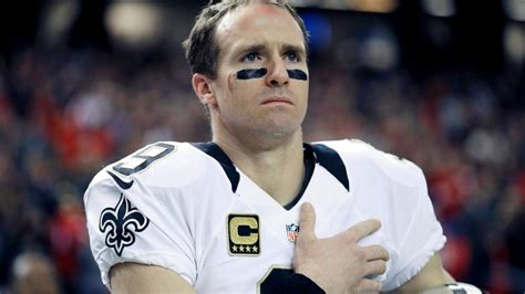 Chiefs Standings by New Orleans Saints Qb Drew Brees On 49ers Colin Kaepernick