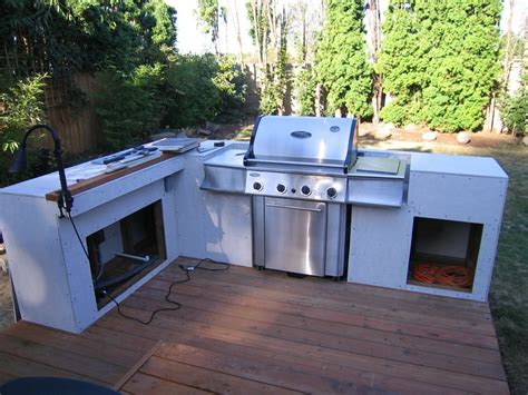 how to build a outdoor kitchen island building with metal stud outdoor kitchen ideas bistrodre 9298