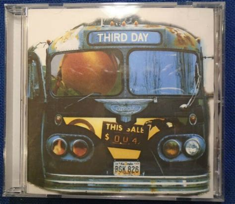 4 CD's Third Day Offerings Worship Offerings II Come ...