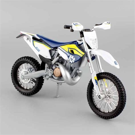 motocross dirt bikes for 1 12 ktm husqvarna fe501 enduro motorcycle motocross dirt