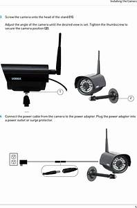 Lorex Technology Txlw2220 2 4g Wireless Camera Product Tx