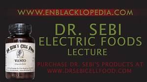 Dr  Sebi - Electric Food   Enblacklopedia Com