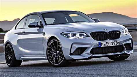 bmw  competition  pricing  specs confirmed car