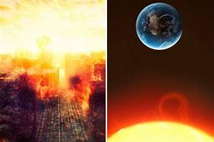 Solar storm TODAY: Space weather alert due to 'hole in the ...