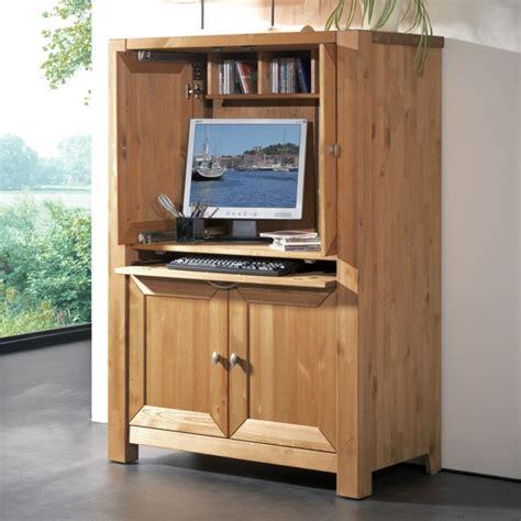 armoire de bureau en bois armoire informatique et bureau pour ordinateur modernes