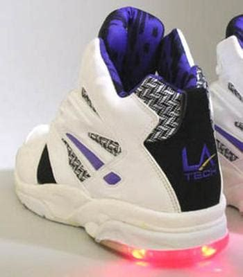 la gear light up shoes 90s the 10 ugliest athlete sneakers of all time bleacher report