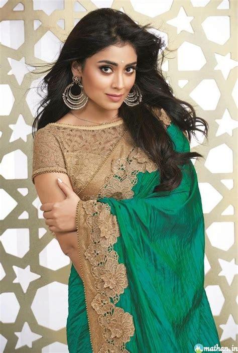 shriya saran fashion saree collection shriya saran saree