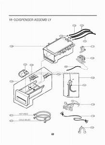 Lg Wm2487hrm Parts List And Diagram   Ereplacementparts Com