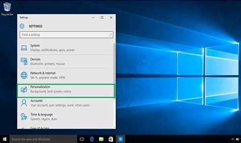 How Do I Change My Background How To Change Your Desktop Background In Windows 10