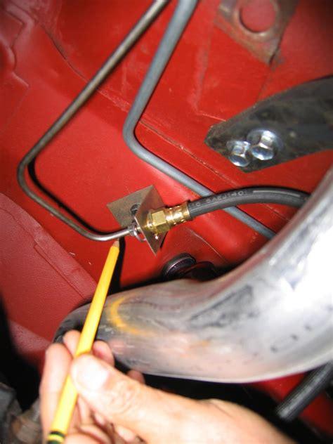 mustang brake  routing diagram  ford mustang forum