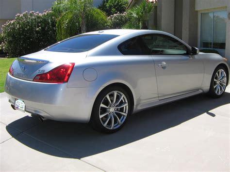 2008 Infiniti G37s Coupe Myg37