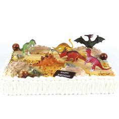 decoration gateau avec smarties dino on dinosaurs dinosaur and paper hats
