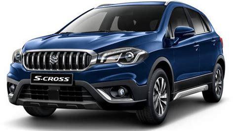 Confirmed 2017 Maruti Suzuki Scross Facelift Launch In