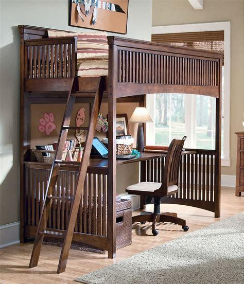 desk bunk bed lea furniture elite crossover loft bed