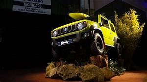 Presentaci U00d3n Suzuki Jimny 2018 Pt 2