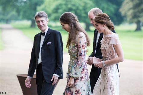 Kate Brings Back Favourite Jenny Packham