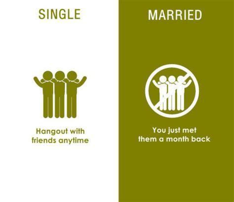 Simple Diagrams Explain Married Life Vs Single Life Perfectly (8 Pics) Izismilecom