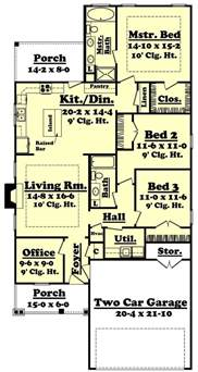 narrow home floor plans creativity and flexibility define narrow lot house plan styles