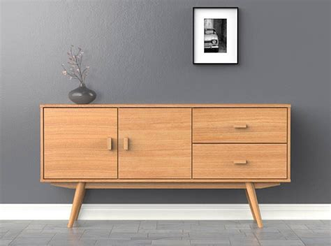 15 Inspirations Of Scandinavian Buffets And Sideboards