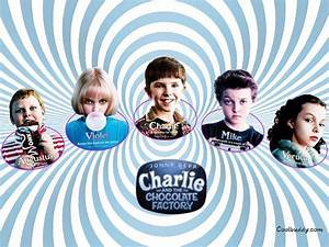 charlie the chocolate factory characters - Video Search ...
