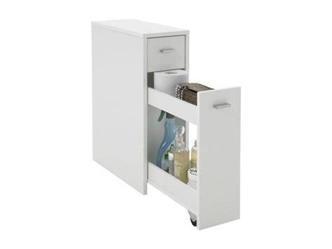 meuble cuisine 25 cm largeur meuble de salle de bain avec tiroir module gigogne bois