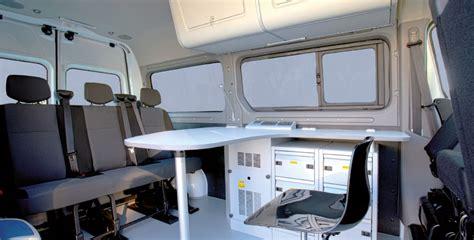mobile offices  vans  trucks focaccia group