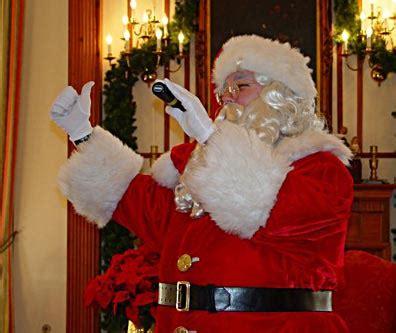 gallery 171 singing santa claus