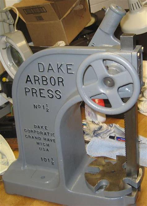photo index dake corp arbor press vintagemachineryorg