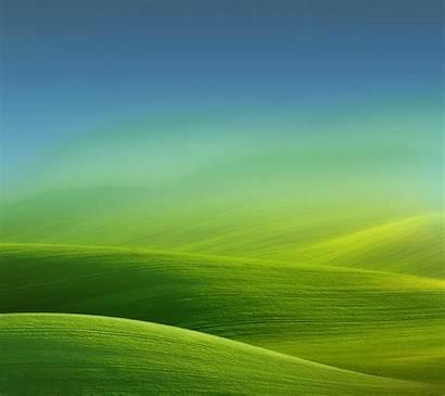 Simple Nature Landscape Gradient Hill Field Desktop